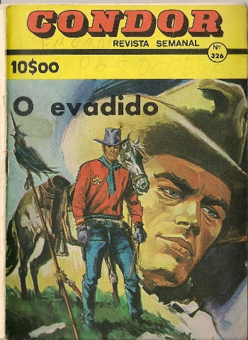 BUCK JONES - 3 . EVADIDO (O)