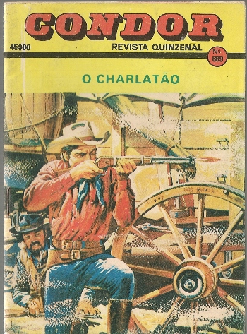 BUCK JONES - 32 . CHARLATÃO (O)