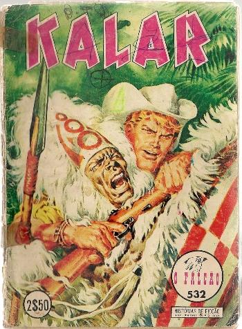 KALAR - 7 . PODER MÁGICO (O)