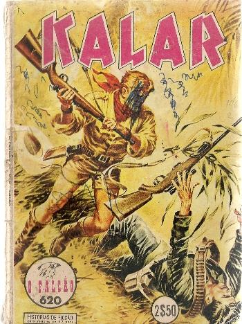 KALAR - 13 . SEQUÊNCIA TRÁGICA