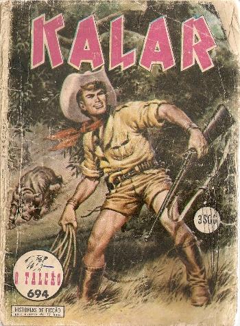 KALAR - 19 . GORILAS