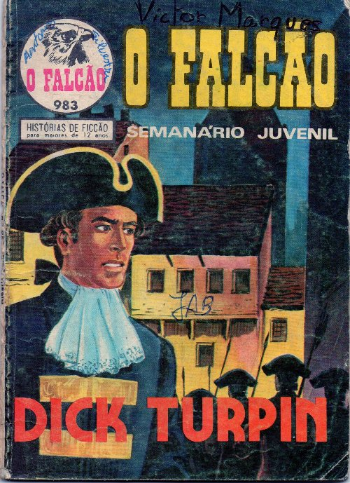 DICK TURPIN - 2 . SEGREDO DO ESTUDANTE (O)