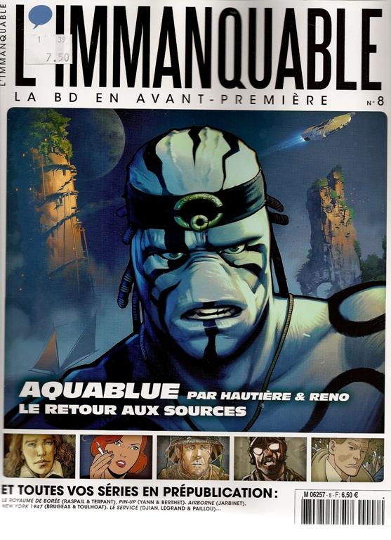 AQUABLUE - 12 . RETOUR AUX SOURCES