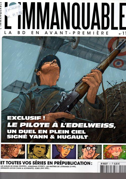 PILOTE À LE EDELWEISS (LE) - 1 . VALENTINE