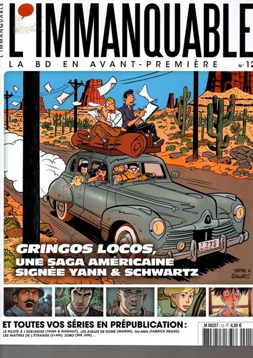 GRINGOS LOCOS - 1 . GRINGOS LOCOS