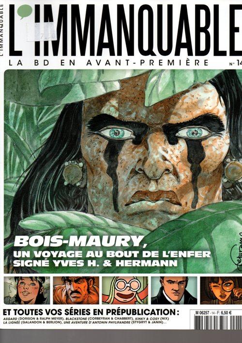 Capa  TORRES DE BOIS-MAURY (AS) - 15 . OEIL DE CIEL