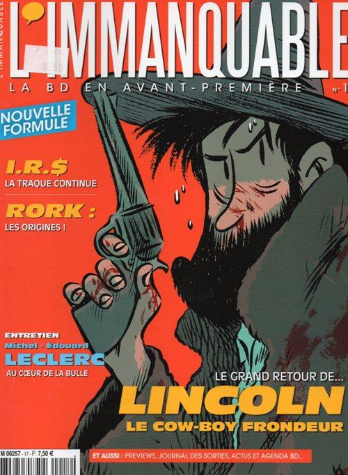 LINCOLN - 7 . FOU SUR LA MONTAGNE (LE)