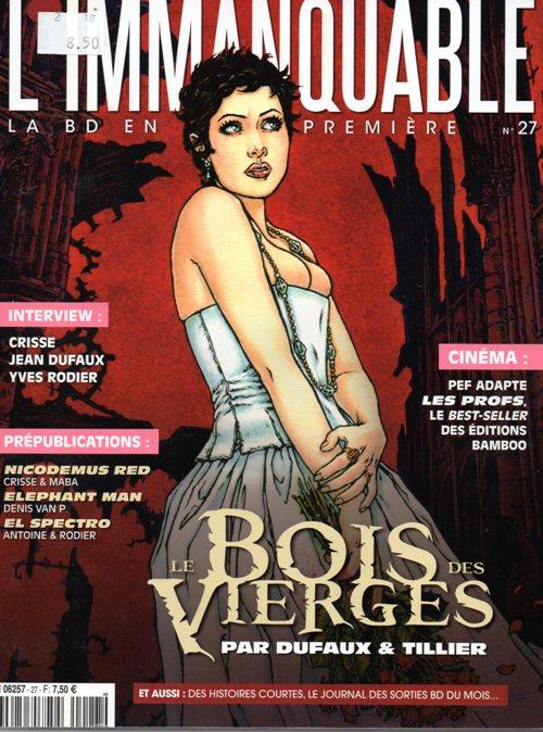 BOIS DES VIERGES (LE) - 3 . ÉPOUSAILLES