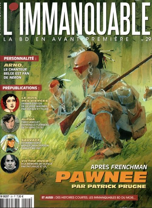 PAWNEE - 1 . PAWNEE