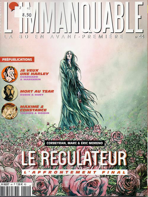RÉGULATEUR (LE) - 6 . NYX