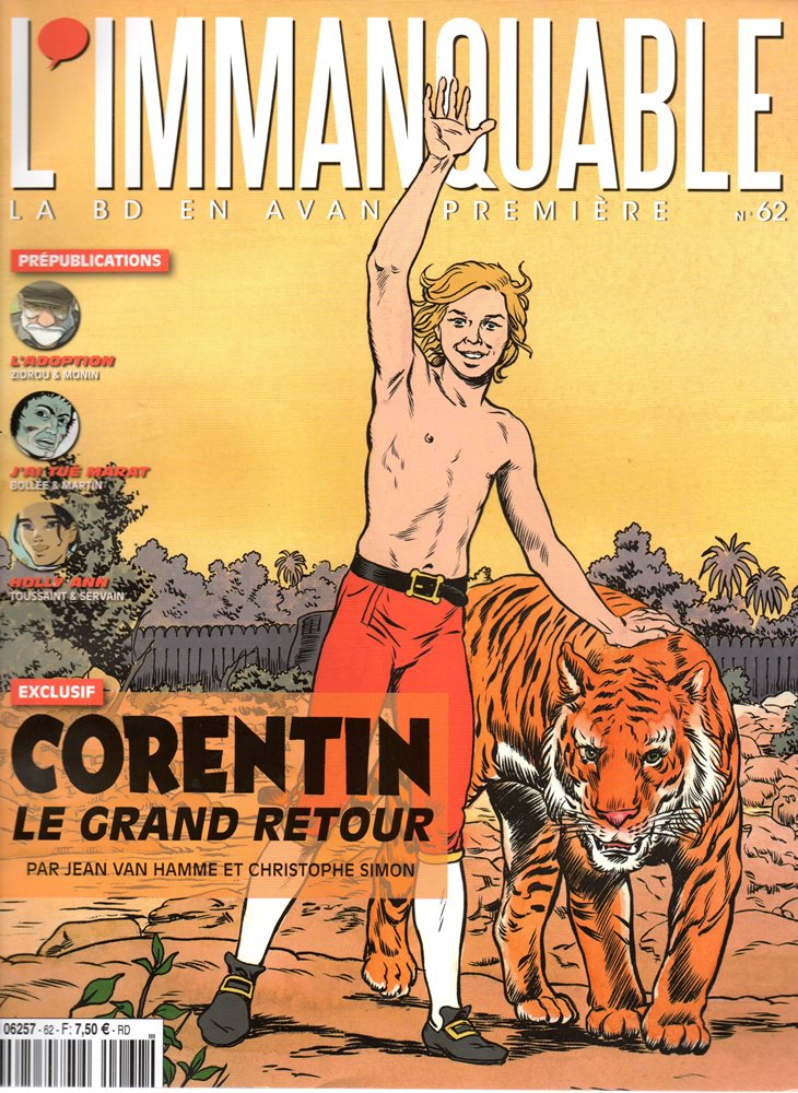CORENTIN - 8 . TROIS PERLES DE SA-SKYA (LES)