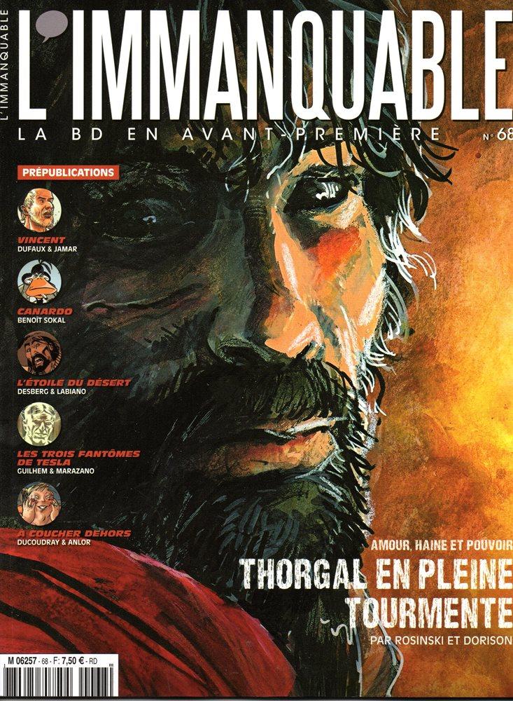 THORGAL - 35 - Tomo 35