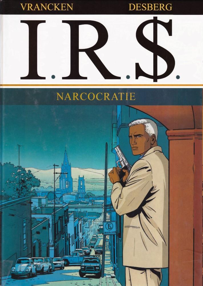 Capa  I.R.$. - 4 . NARCOCRATIE