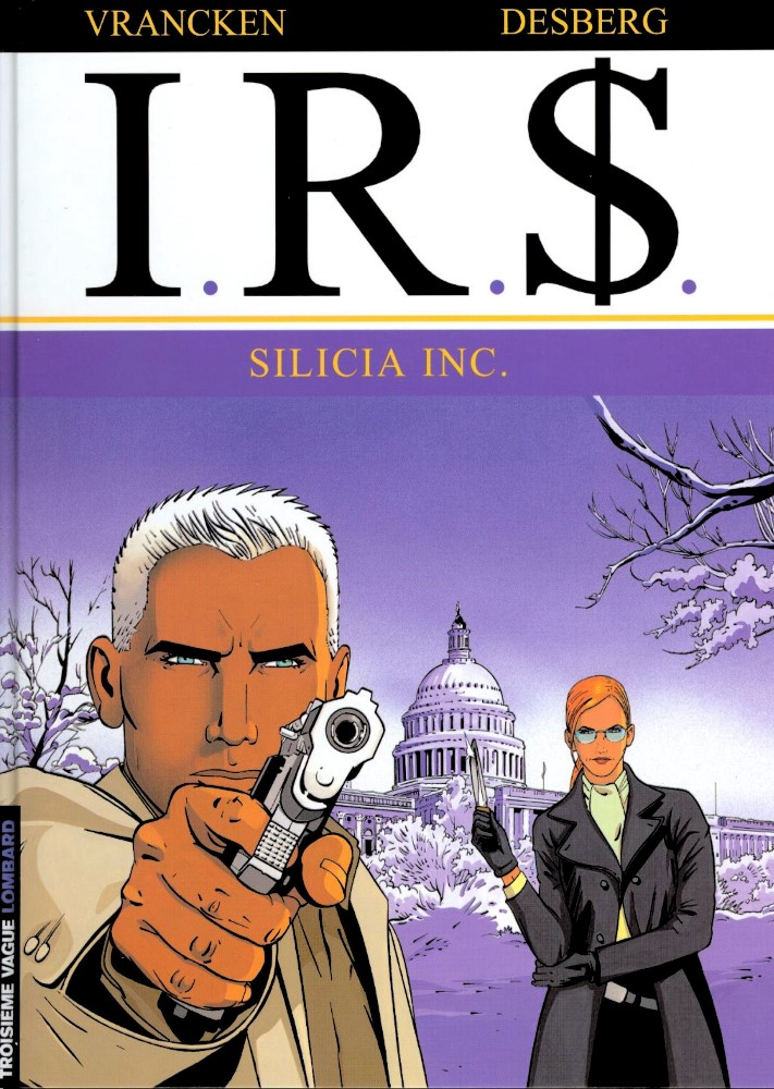 Capa  I.R.$. - 5 . SILICIA INC.