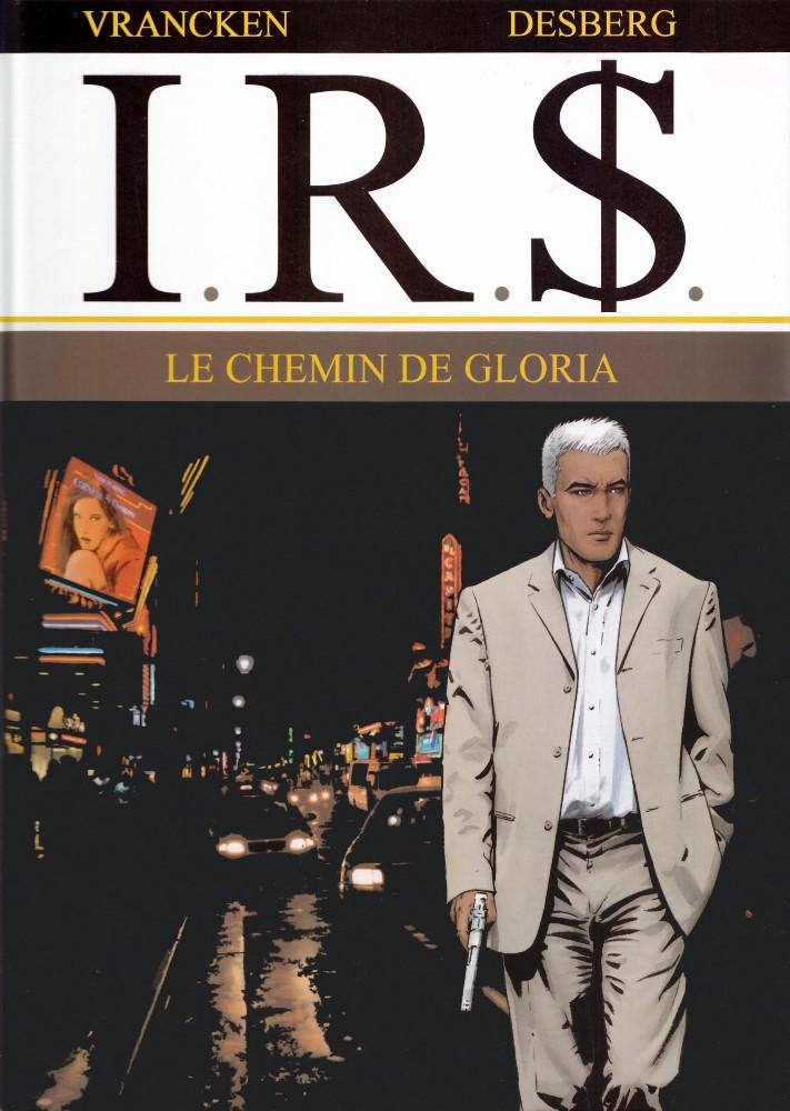 Capa  I.R.$. - 11 . CHEMIN DE GLORIA (LE)