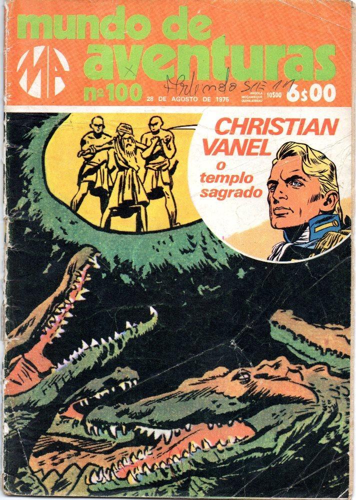 CHRISTIAN VANEL - 1 . TEMPLO SAGRADO (O)
