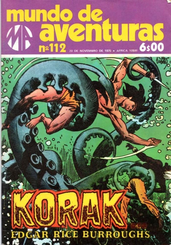 KORAK - 6 . TRIBO PERDIDA (A)