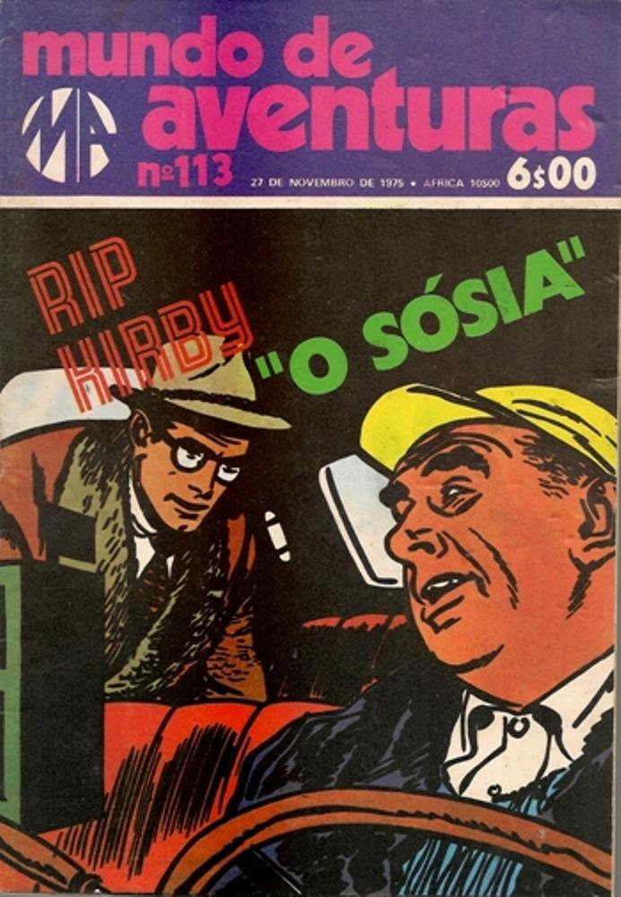 RIP KIRBY - 5 . SÓSIA (O)
