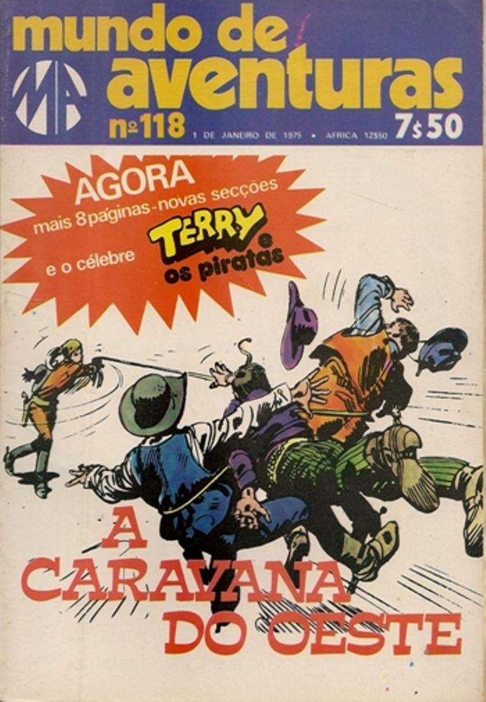 CARAVANA DO OESTE (A) - 1 . CARAVANA DO OESTE I (A)