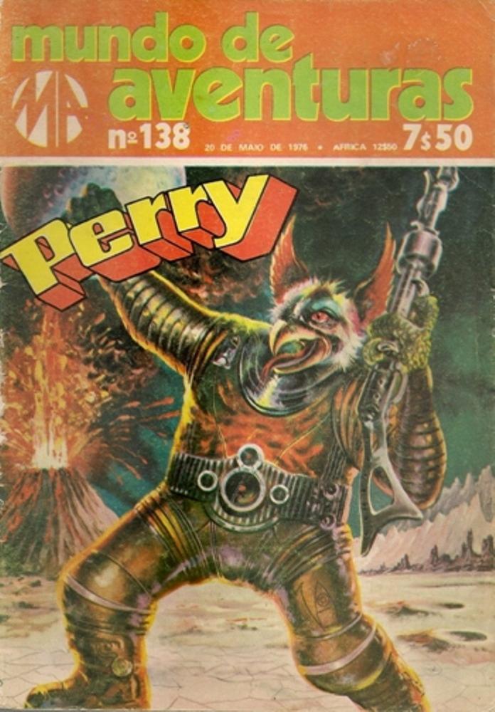 PERRY - 2 . VÊM AÍ OS MILLIES