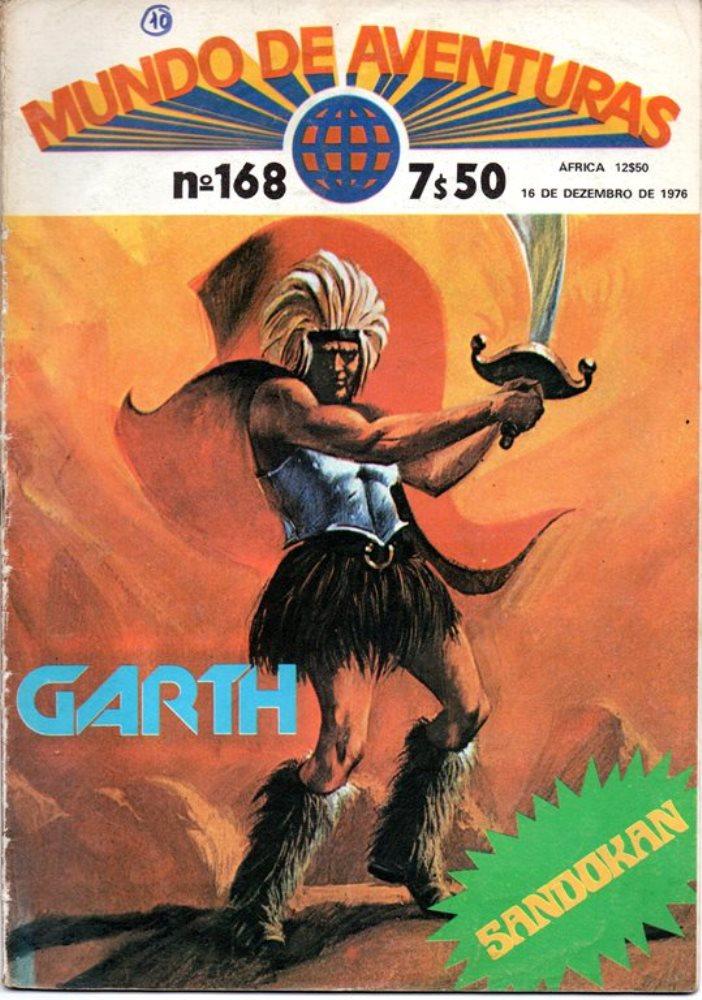 GARTH - 6 . NOIVA DE GENGIS KHAN (A)
