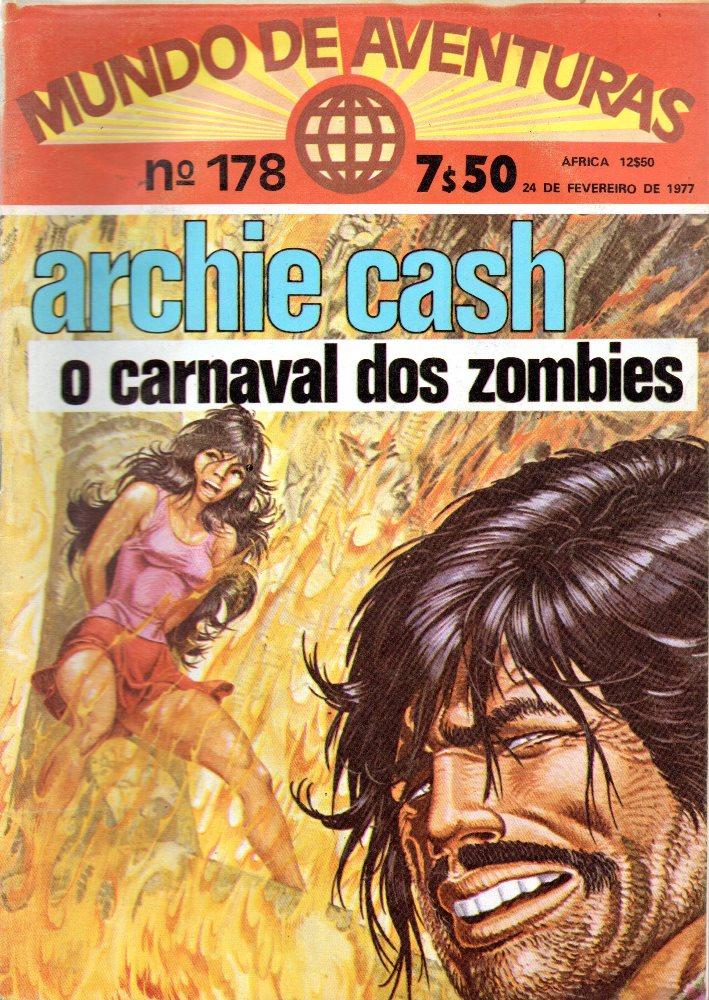 ARCHIE CASH - 2 - Tomo 2