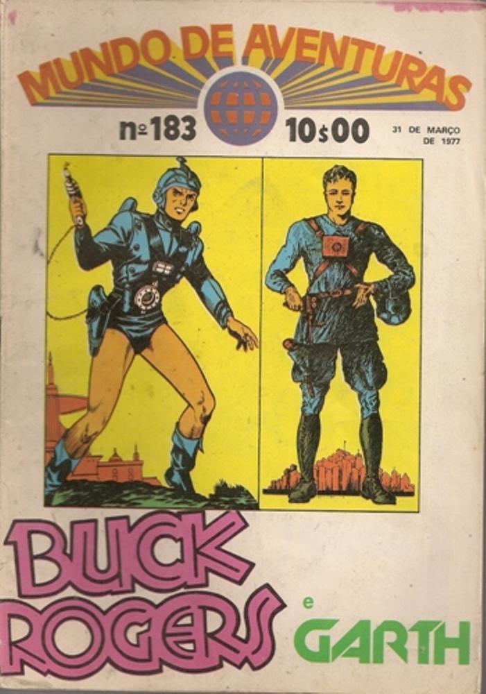BUCK ROGERS - 1 . MONGÓIS (OS)