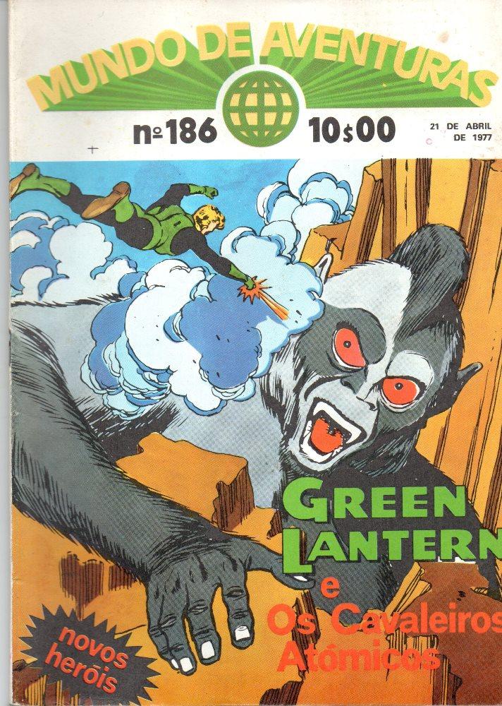 GREEN LANTERN - 2 . PLANETA DOS HOMENS CONDENADOS (O)