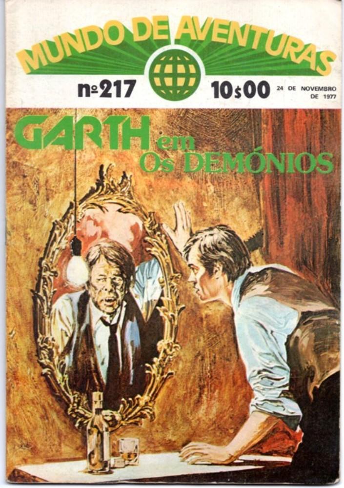 GARTH - 9 . DEMÓNIOS (OS)