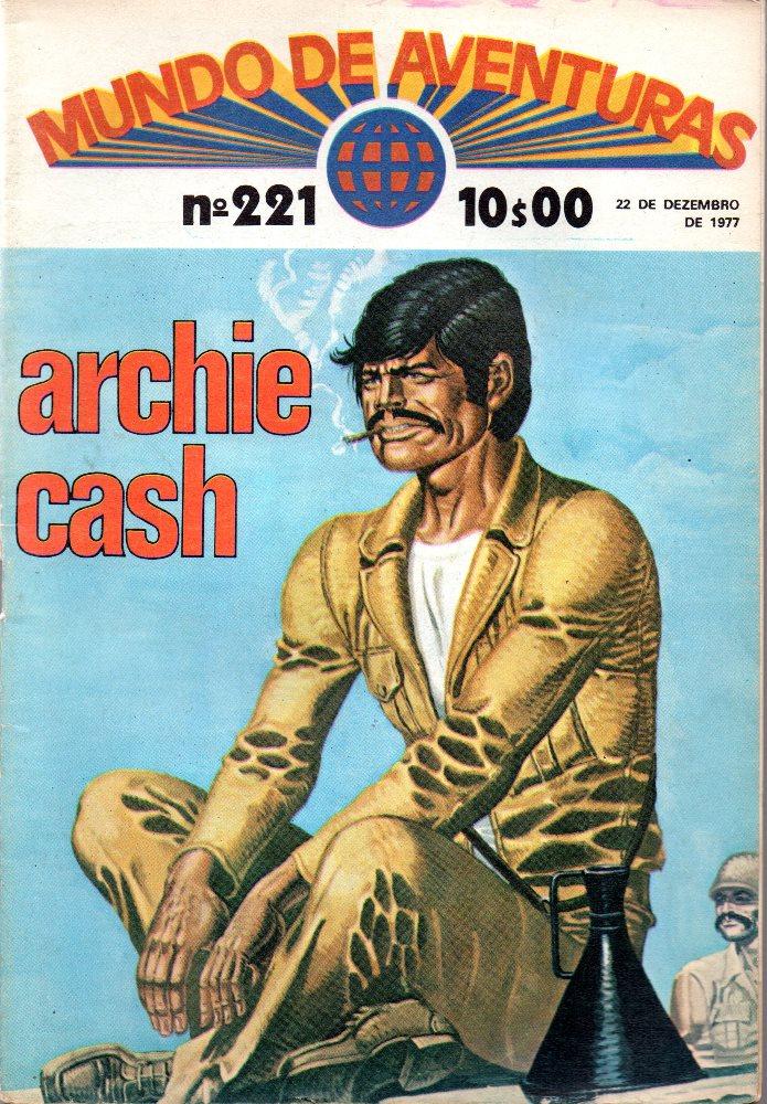 ARCHIE CASH - 3 - Tomo 3