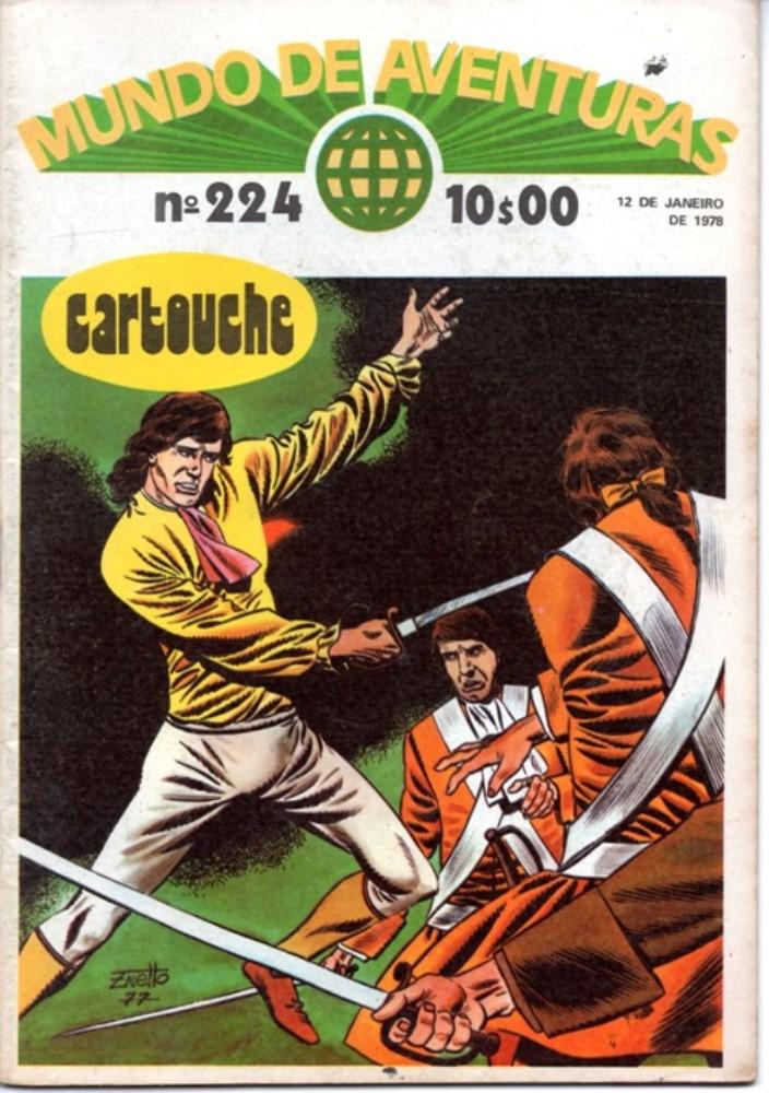 CARTOUCHE - 3 . TESTAMENTO (O)