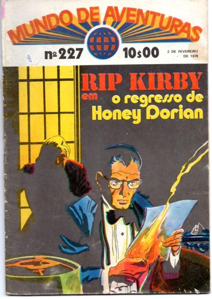 RIP KIRBY - 13 . REGRESSO DE HONEY DORIAN (O)