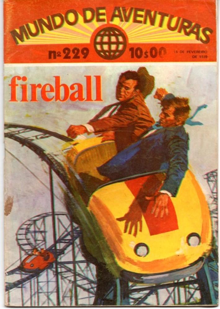 FIREBALL - 2 . FIREBALL