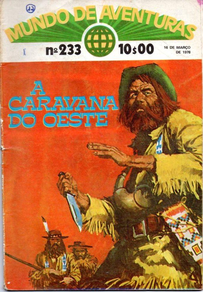 CARAVANA DO OESTE (A) - 3 . CARAVANA DO OESTE III (A)
