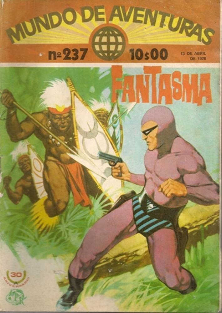 FANTASMA - 23 . SEQUESTRO DE DIANA (O)