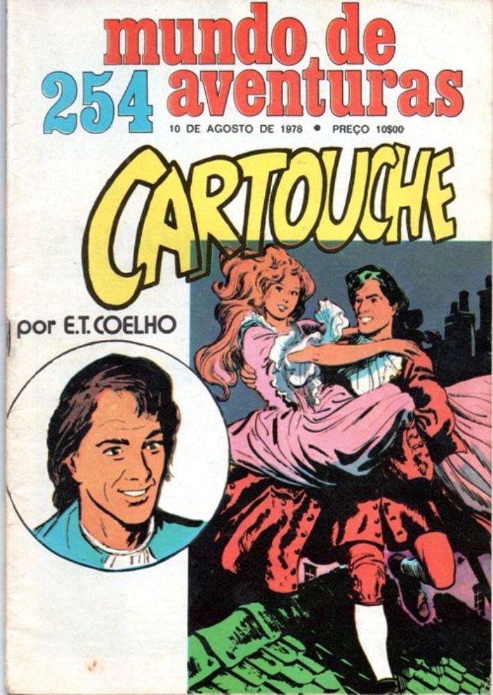 CARTOUCHE - 4 . ABRE O BAILE