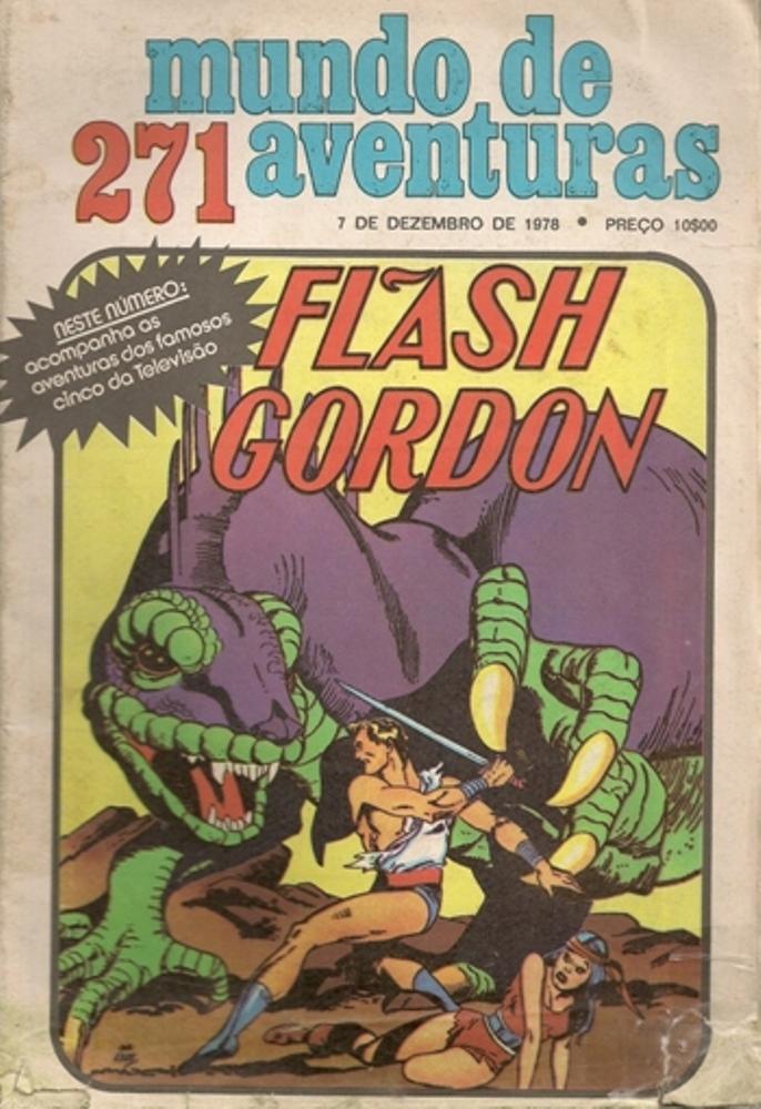 FLASH GORDON - 19 . FLASH GORDON II