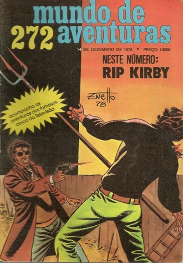 RIP KIRBY - 14 . RIP KIRBY