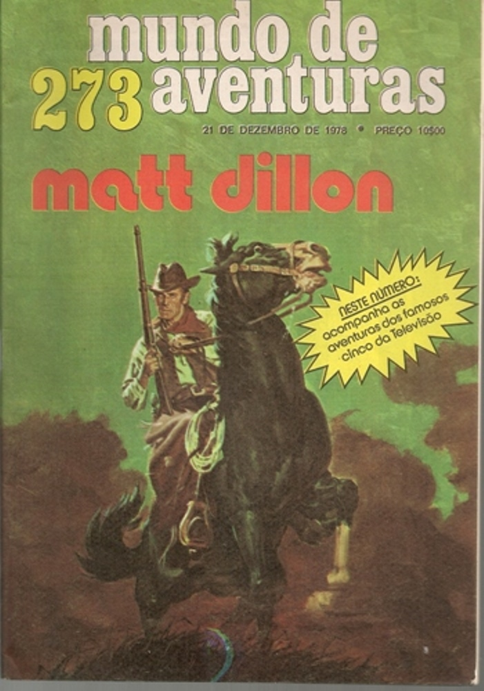 MATT DILLON - 3 . LOBA DO KANSAS (A)