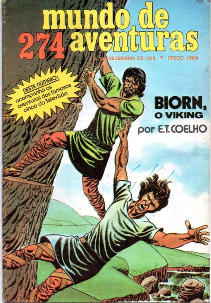 BIORN O VIKING - 2 . LEI DO NORTE (A)