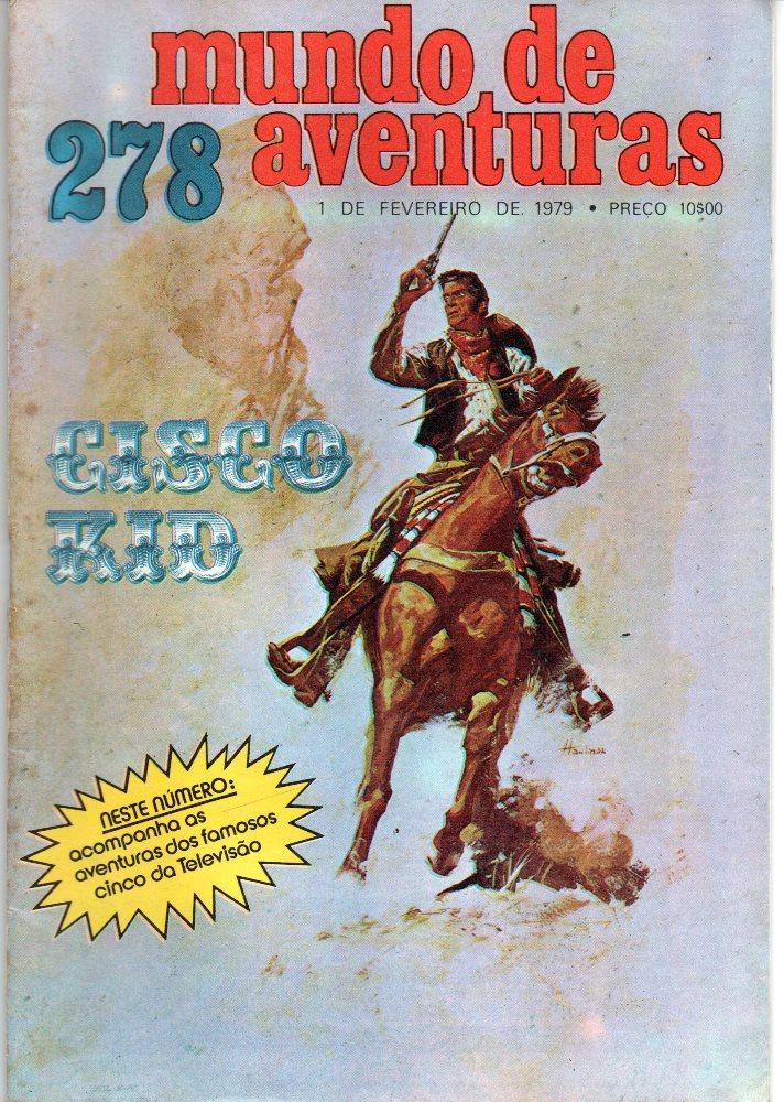 CISCO KID - 6 . FALCÃO (O)