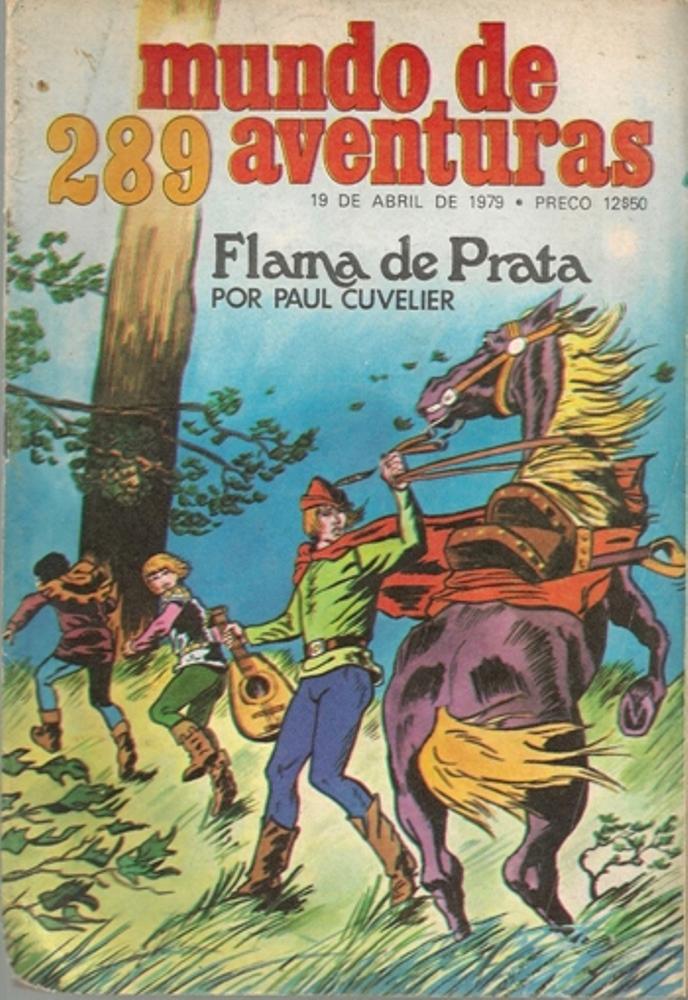 FLAMA DE PRATA - 1 . FLAMA DE PRATA