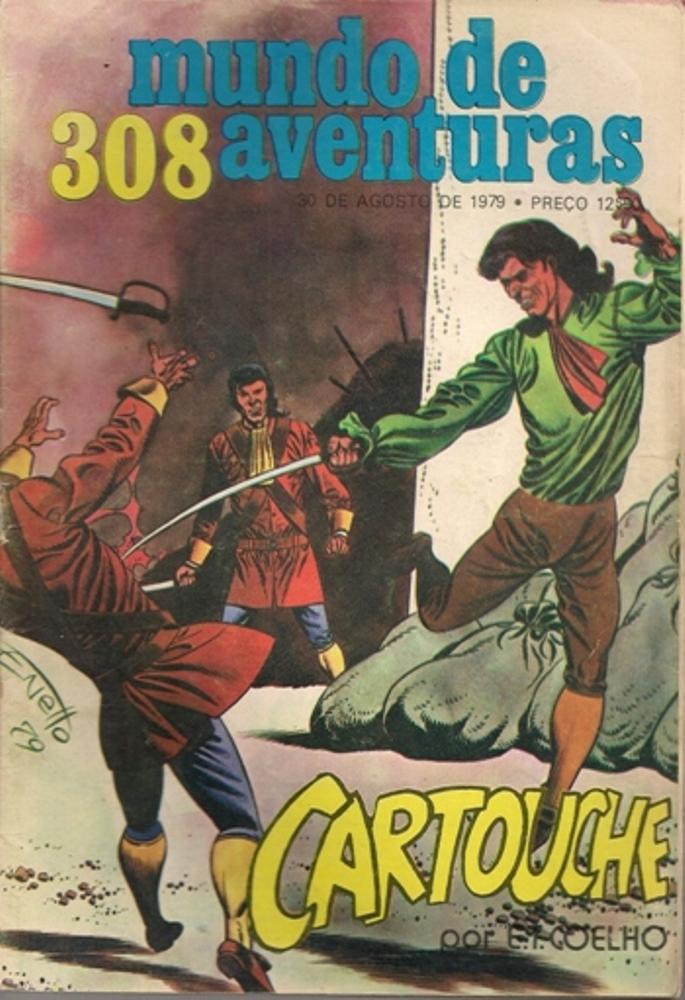 CARTOUCHE - 5 . SÓ CONTRA TODOS