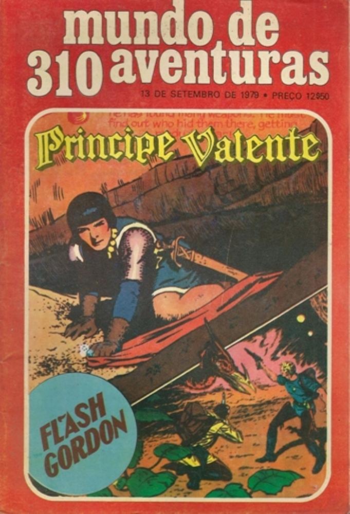 PRÍNCIPE VALENTE - 15 . PRÍNCIPE VALENTE VII