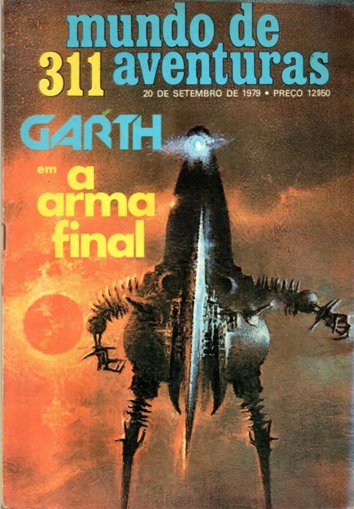 GARTH - 12 . ARMA FINAL (A)