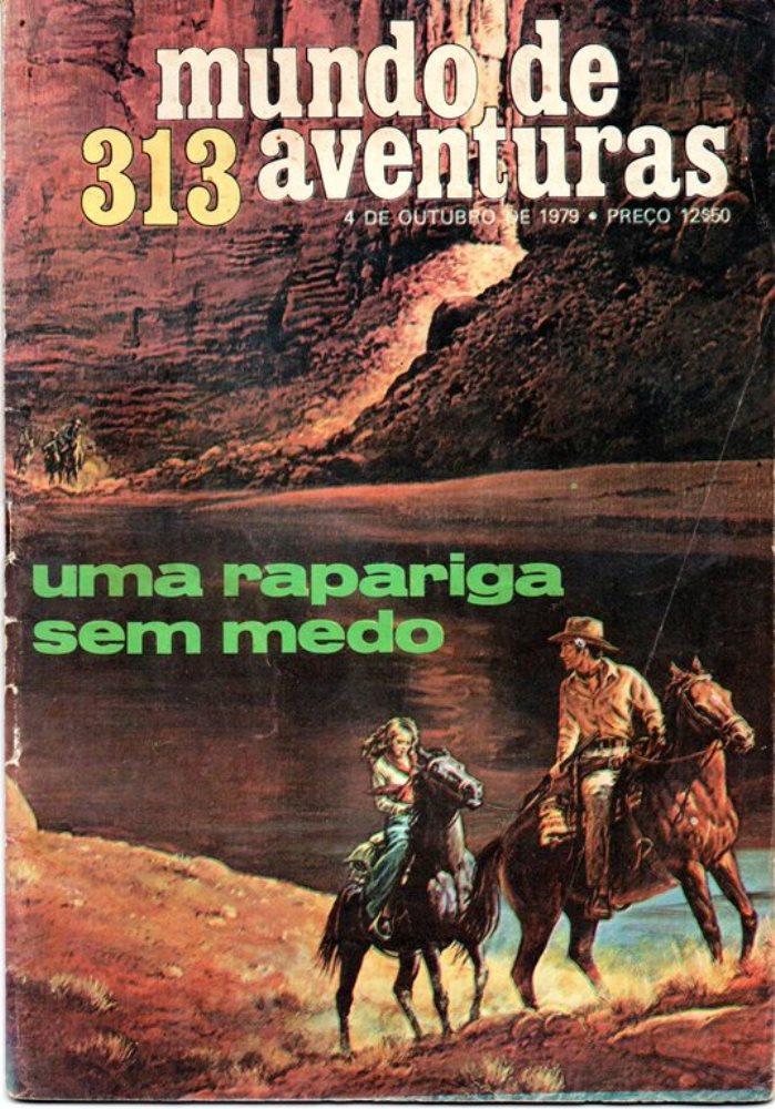 ABIGAIL HAZARD - 1 . RAPARIGA SEM MEDO (UMA)