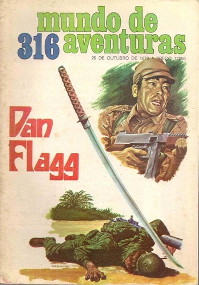 DAN FLAGG - 2 . DAN FLAGG