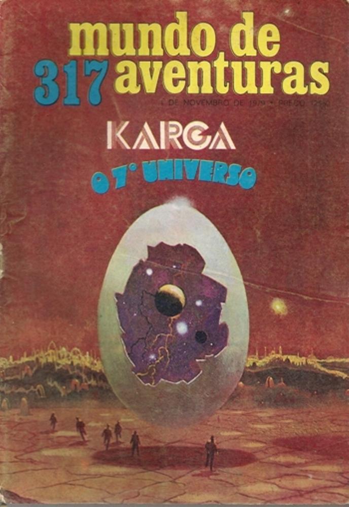 KARGA - 1 . 7º UNIVERSO (O)
