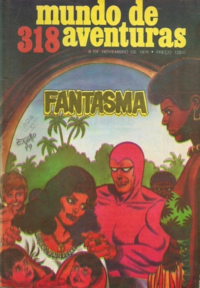 FANTASMA - 29 . FANTASMA VAI SER PAI