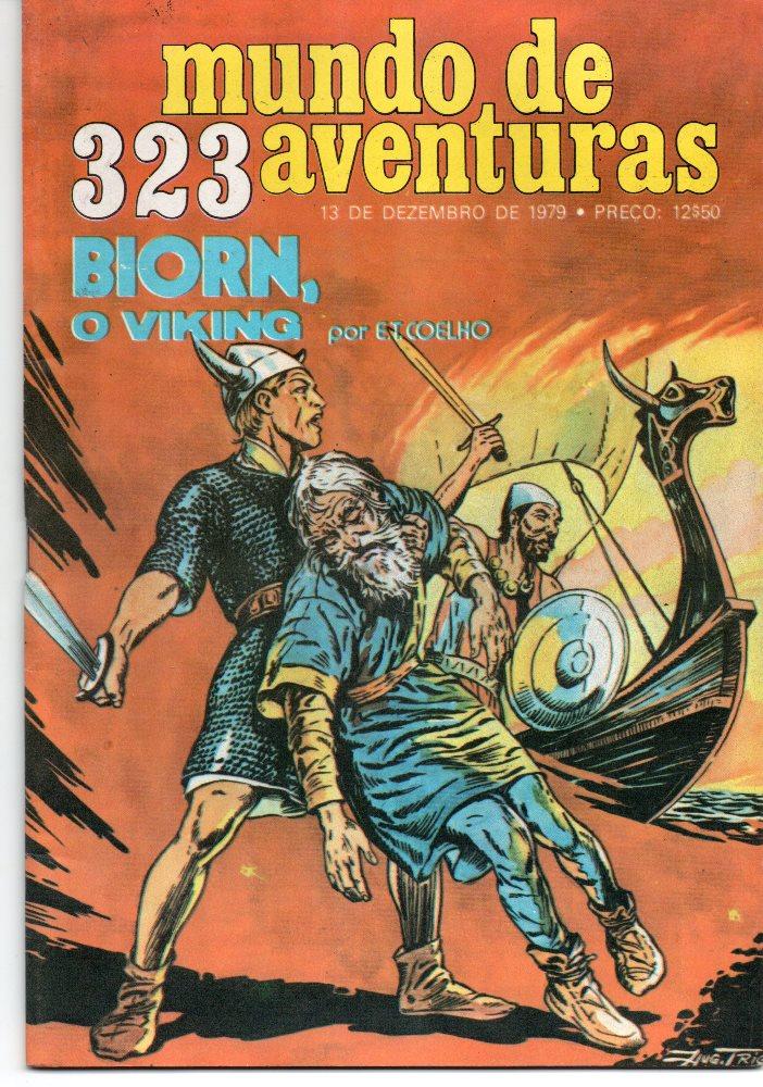 BIORN O VIKING - 4 . NOITE DE SANGUE (A)